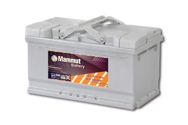 باتری ماموت L4 12V-88DAH