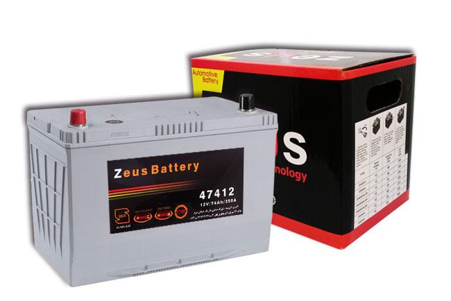 باتری سربی اسیدی
