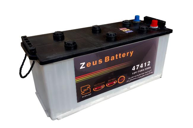 باتری زئوس 12V-150AH