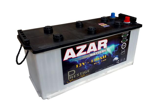 باتری آذر 12v 150 AH