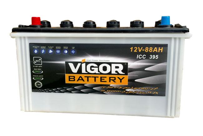 باتری ویگور 12v 120 AH