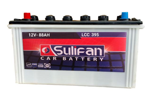 باتری سولیفان L4 12V-88AH