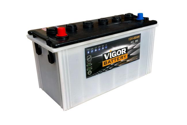باتری ویگور 12v 100 AH